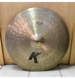 Zildjian Cymbale ride usagée Zildjian K Light Ride 24 po
