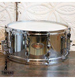 Pearl Caisse claire usagée Pearl Reference Cast Steel 14X6.5po