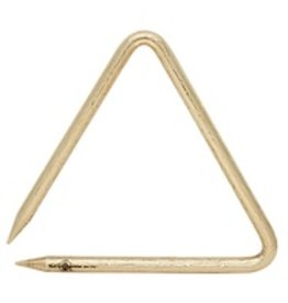 Black Swamp Percussion Triangle Black Swamp Legacy Bronze 6po