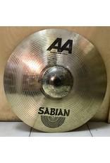 Cymbale usagée Sabian AA Metal-X Ride 20po