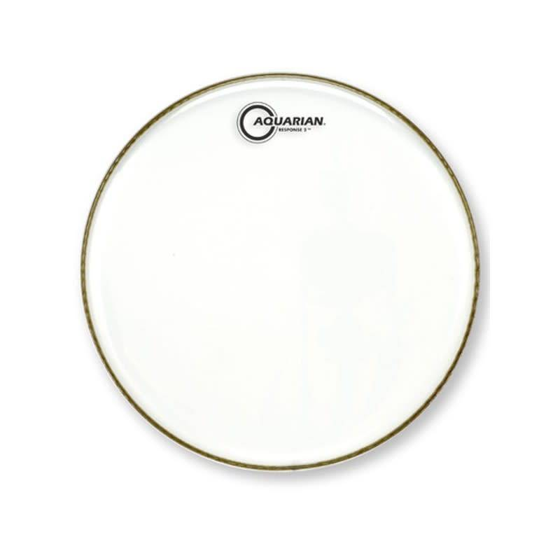 Aquarian Aquarian Response 2 Clear Drum Head 12""