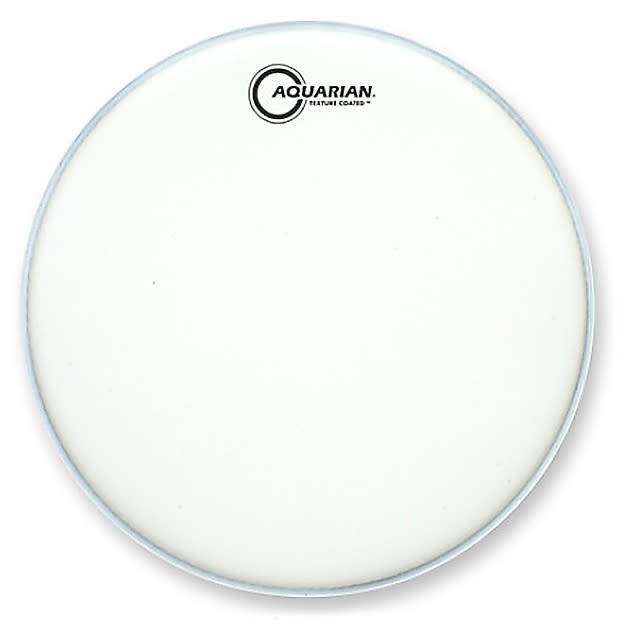 Aquarian Aquarian Texture Coated Response 2 Drum Head 13""