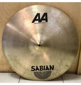 Sabian Cymbale usagée Sabian AA Medium Ride 20po
