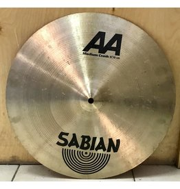 Sabian Cymbale usagée Sabian AA Medium Crash 16po
