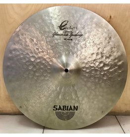 Sabian Cymbale usagée Sabian Evelyn Glennie's Garbage Crash 18po