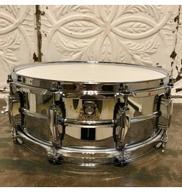 Ludwig Used Ludwig Supraphonic 50th anniversary Snare Drum 14X5in