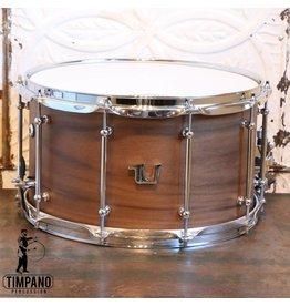 Unix Unix Walnut Steambent Snare Drum 14X8in