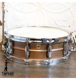Ludwig Caisse claire usagée Ludwig Copperphonic 14X5po