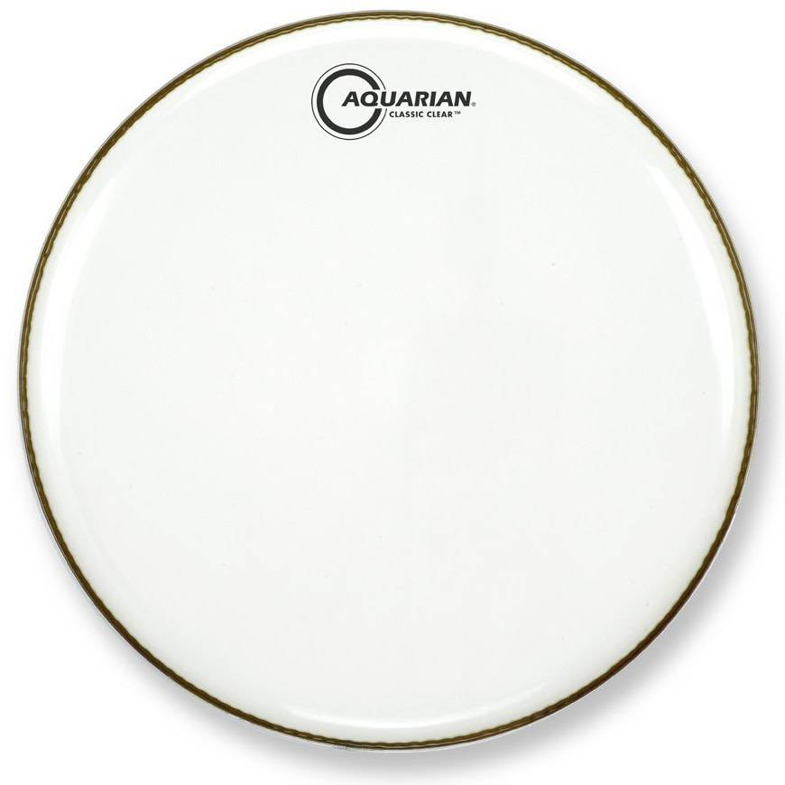 Aquarian Aquarian Classic Clear Snare Side 14in