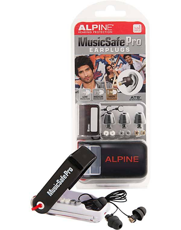 Alpine Bouchons Alpine MusicSafe Pro