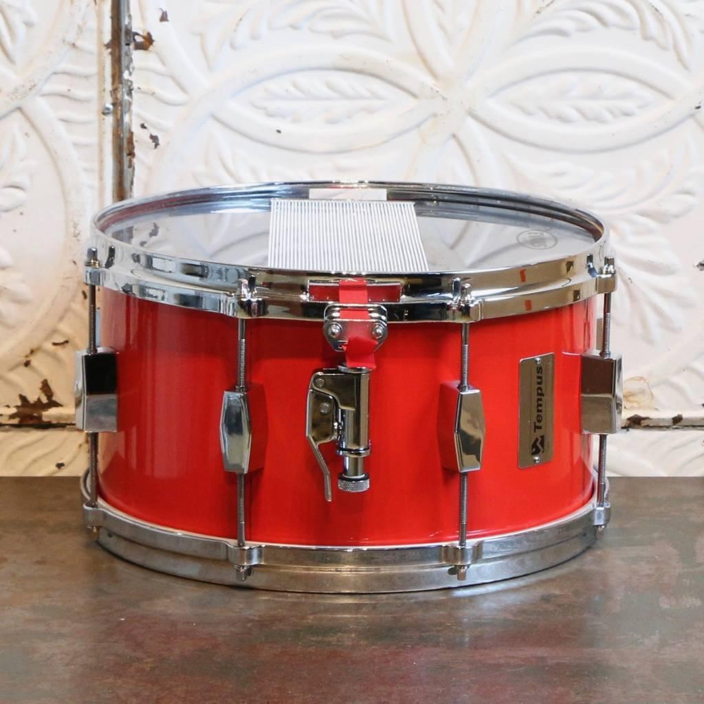 Tempus 13X7po fiberglass snare drum