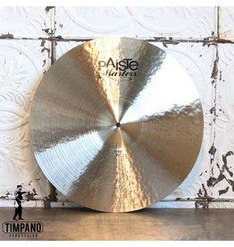 Paiste Cymbale ride Paiste Masters Thin 20po