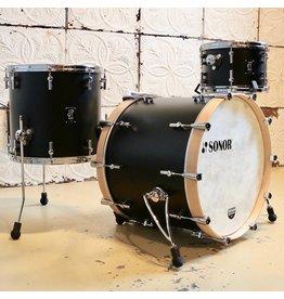 Sonor Sonor SQ1 drumset 12, 16, 22 matte black