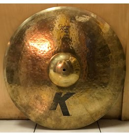 Zildjian Cymbale ride usagée Zildjian K Custom Ride 22po