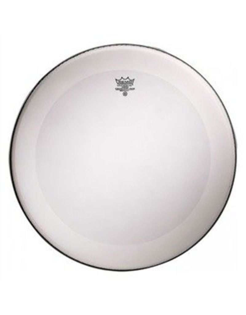 Remo Bass Drum Head Remo POWERSTROKE 4 Clear 22po with Impact Patch