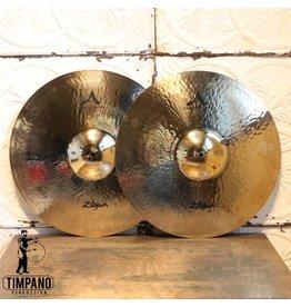 Zildjian Zildjian Crash Cymbales A Classic Orchestral Selection medium-light 18in