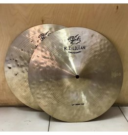 Zildjian Cymbales usagées Zildjian Constantinople Hi-hat 14po