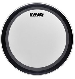 Evans EVANS EMAD UV1 coated 22in bass drum head