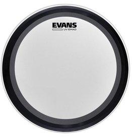 Evans Peau de grosse caisse Evans UV EMAD Coated 22po