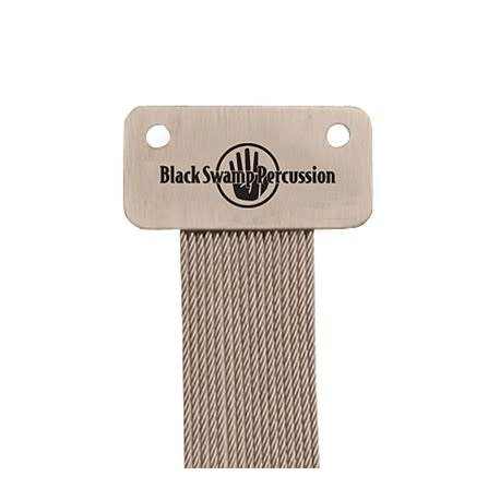 Black Swamp Percussion Chaîne de caisse claire Black Swamp Uncoated Stainless Wrap-around style