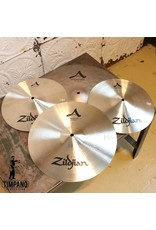 Zildjian Ensemble de cymbales Zildjian A City Pack (A Hi-Hat 12po - A Fast Crash 14po - A Uptown Ride 18po)