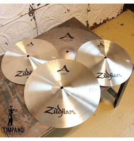 Zildjian Zildjian A City Pack (A 12in Hi-Hat - A 14in Fast Crash - A 18in Uptown Ride)