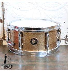 Sakae Sakae Maple Effect Gold Champagne Snare Drum 12X6in