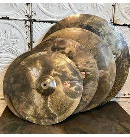 Sabian Ensemble de cymbales Sabian XSR Monarch 15-17-19-22po