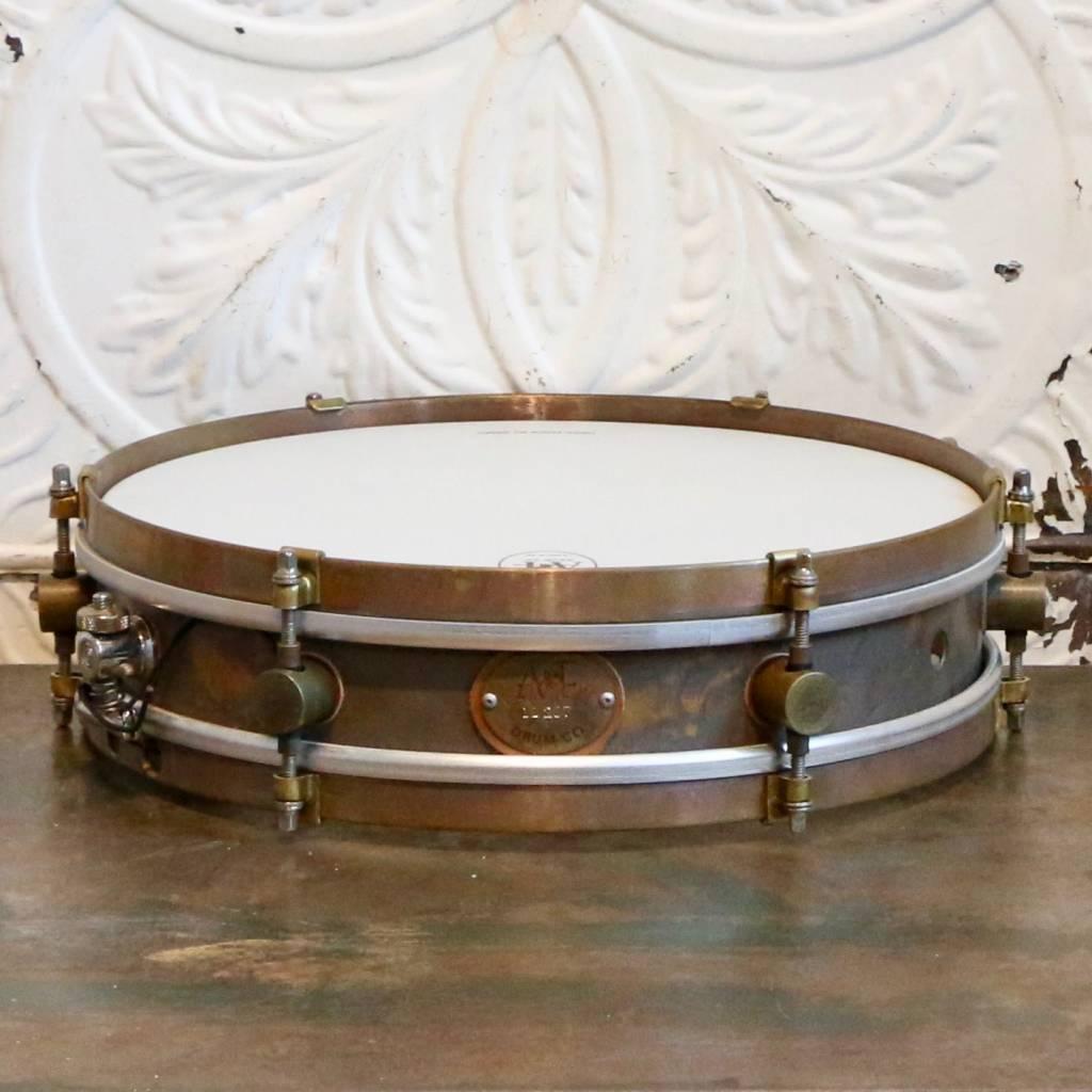 A&F Drum Co Caisse claire A&F Rude Boy en laiton 13X3po + snare interne