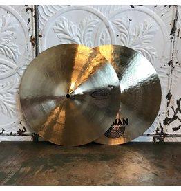 Crescent Cymbales hi-hat Crescent Stanton Moore Fat 14po (avec étui)
