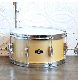 The Geo. H. Way Drum Company Caisse claire Geo H. Way Waygold Studio Gloss 14X7po