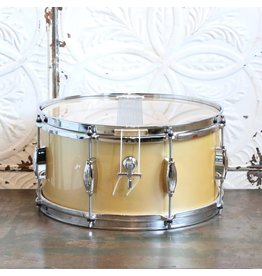 George Way George Way Waygold Studio Gloss Snare Drum 14X7in