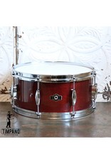 George Way Caisse claire George Way Tradition acajou Wine Red 14X6.5po