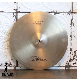 Zildjian Cymbales usagée Zildjian A Medium Ride 20po