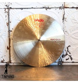 Paiste Used Paiste 2002 Heavy Crash Cymbal 18in