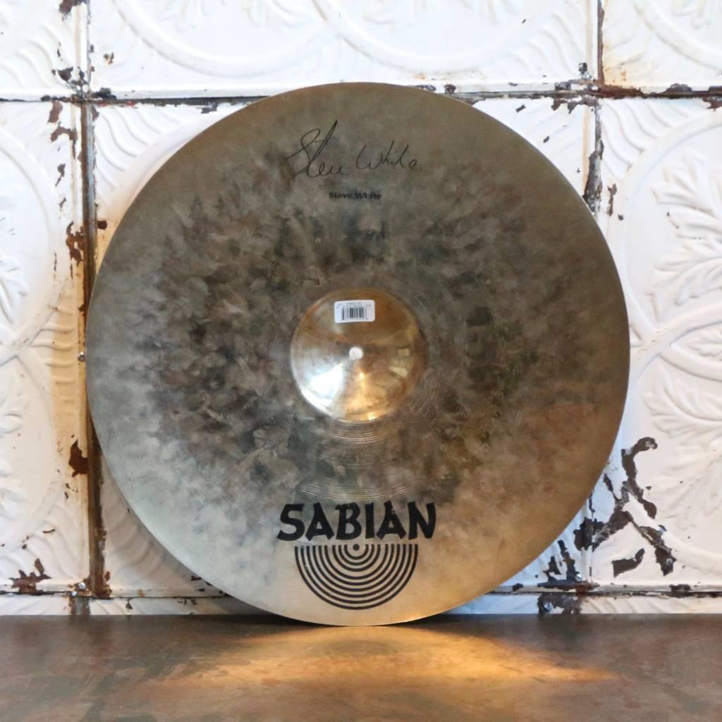 Sabian Used Sabian Steve White Live Ride Cymbal 20in