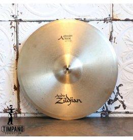 Zildjian Cymbale crash/ride usagée Zildjian Avedis 20po