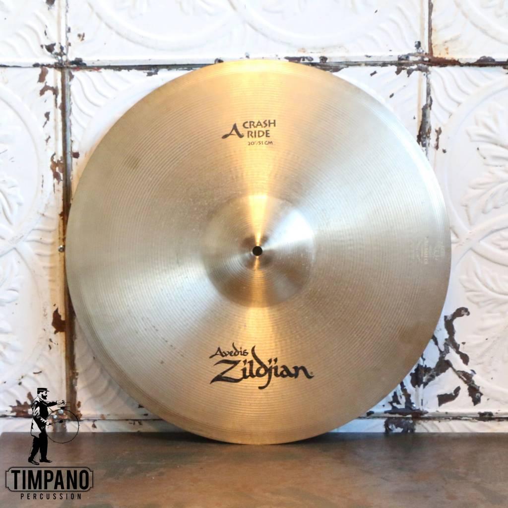 Zildjian Used Zildjian Avedis Crash/Ride Cymbal 20in