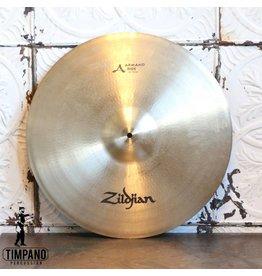 Zildjian Cymbale ride usagée Zildjian A Armand 21po