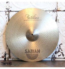 Sabian Cymbale ride usagée Sabian Phil Collins Raw Bell Dry 21po