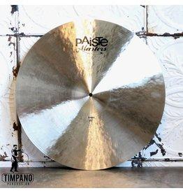 Paiste Cymbale Paiste Masters Thin 22po