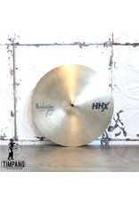 Sabian Cymbale crash usagée Sabian HHX Manhattan Jazz 16po