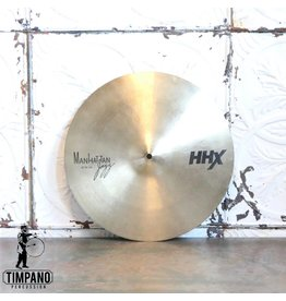 Sabian Used Sabian HHX Manhattan Jazz Crash Cymbal 16in