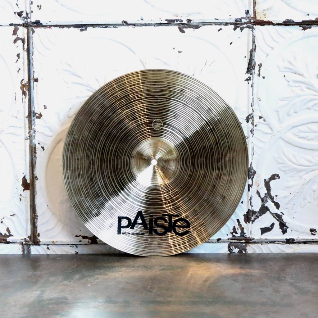 Paiste Used Paiste Signature Precision Thin Crash Cymbal 16in