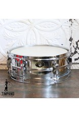 Used Tama Stagestar Steel Snare Drum 13X5in