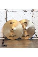 Zildjian Used Zildjian ZHT Hi-hat Cymbals 14in