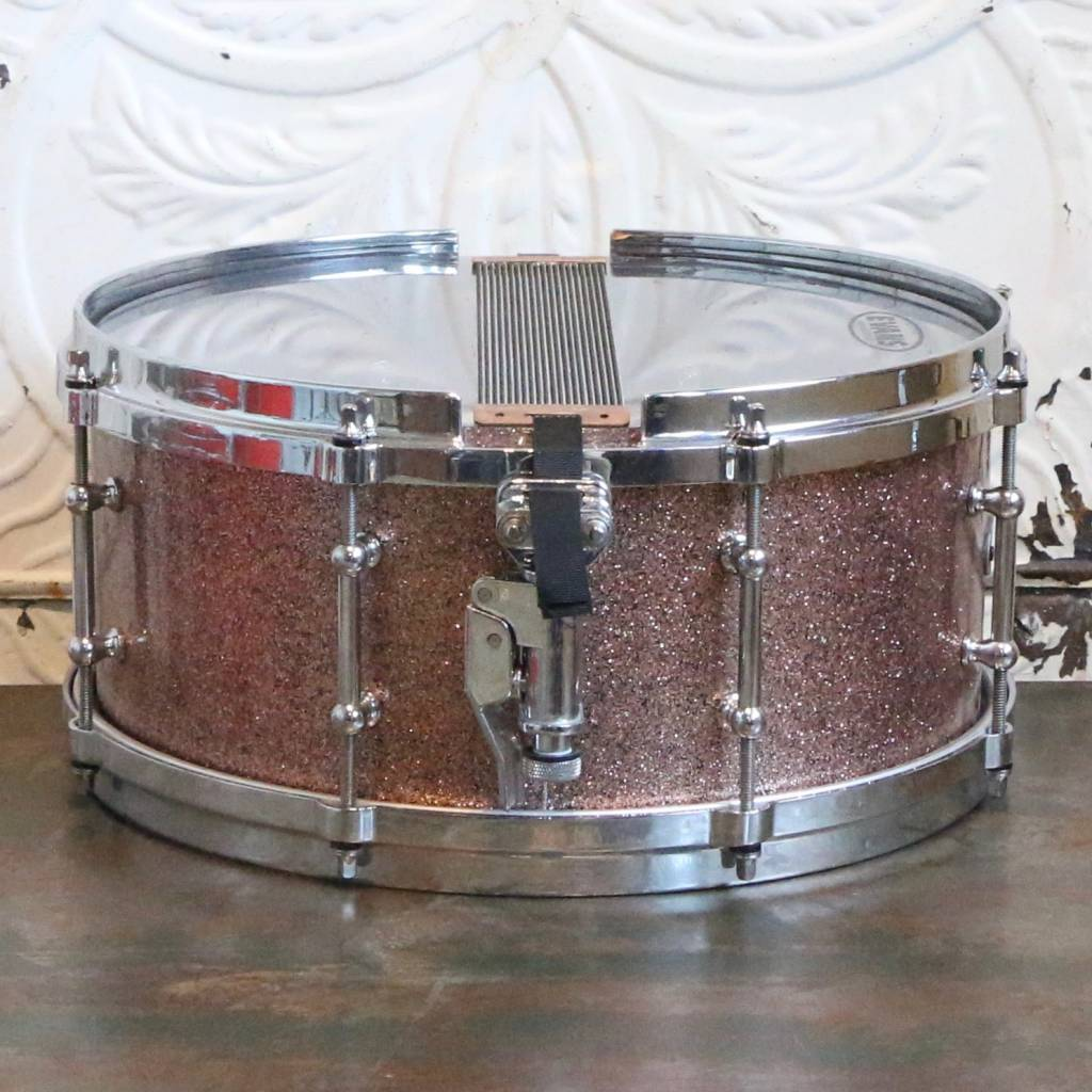 Used Evolution Fiberglass Snare Drum 13X6in