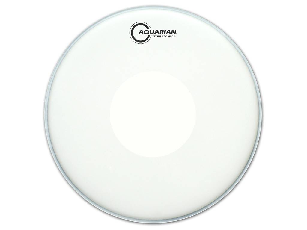 Aquarian Aquarian Texture Coated Power Dot Drum Head 14in