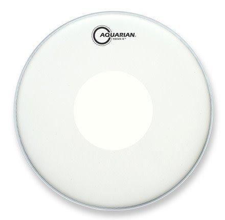 Aquarian Aquarian Focus-X Coated Power Dot Drum Head 14in