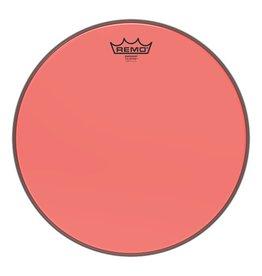 Remo Peau Emperor Colortone Rouge 18po